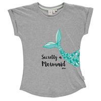 Tricou cu imprimeu Lee Cooper Fashion pentru fetite