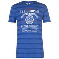 Tricou cu imprimeu Lee Cooper pentru Barbati