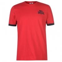 Tricou cu imprimeu Lonsdale Small pentru Barbati