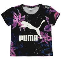 Tricou cu imprimeu Puma AOP