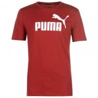 Tricou cu imprimeu Puma No 1 pentru Barbati