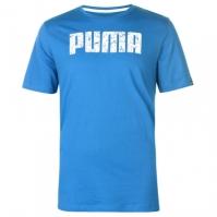 Tricou cu imprimeu Puma No1 pentru Barbati
