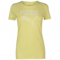 Tricou cu imprimeu Puma Pastel pentru Femei