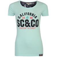 Tricou cu imprimeu SoulCal Fashion pentru Femei