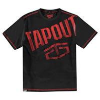 Tricou cu imprimeu Tapout Gradient pentru baietei