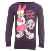 Tricou cu Maneca Lunga Disney pentru fete pentru Juniori