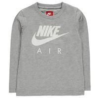 Tricou cu Maneca Lunga Nike Air Hybrid