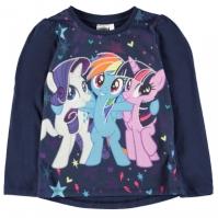 Tricou cu maneca lunga pentru fete pentru Bebelusi cu personaje