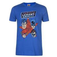 Tricou cu personaje Justice League pentru Barbati