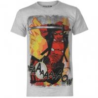 Tricou cu personaje Marvel pentru Barbati