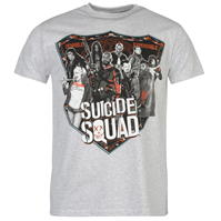 Tricou DC Comics Suicide Squad Men