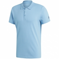 Tricouri Polo Adidas Essentials Base , albastru CD2840 pentru barbati