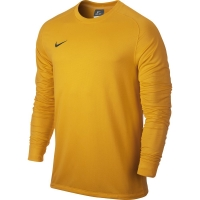 Bluza pentru portar Nike PARK GOALIE II galben 588418 739