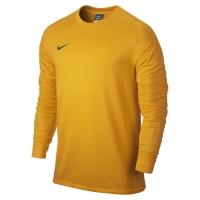 Bluza pentru portar Nike PARK GOALIE II galben 588441 739 copii