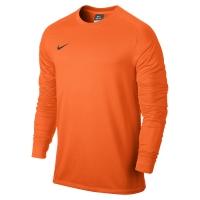 Bluza pentru portar Nike PARK GOALIE II portocaliu 588418 803
