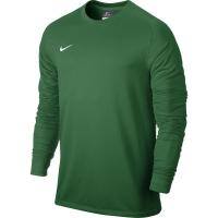 Bluza pentru portar Nike PARK GOALIE II verde 588441 302 copii