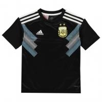 Tricou Deplasare adidas Argentina 2018 pentru copii