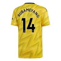 Tricou Deplasare adidas Arsenal Pierre Emerick Aubameyang 2019 2020