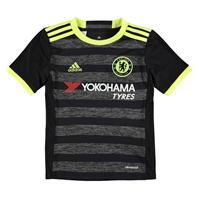 Tricou Deplasare adidas Chelsea 2016 2017 pentru copii