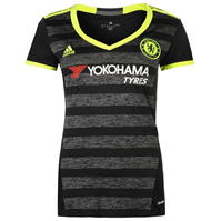 Tricou Deplasare adidas Chelsea 2016 2017 pentru Femei
