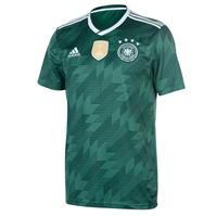 Tricou Deplasare adidas Germania 2018