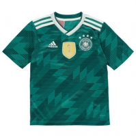 Tricou Deplasare adidas Germany 2018 pentru copii