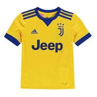 Tricou Deplasare adidas Juventus 2017 2018 pentru copii
