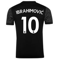 Tricou Deplasare adidas Manchester United Home Ibrahimovic 2017 2018