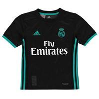 Tricou Deplasare adidas Real Madrid 2017 2018 pentru copii