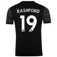 Tricou Deplasare adidas Manchester United Rashford 2017 2018
