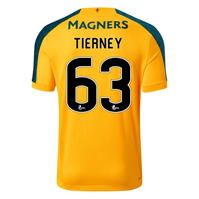 Tricou Deplasare New Balance Celtic Kieran Tierney 2019 2020