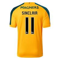 Tricou Deplasare New Balance Celtic Scott Sinclair 2019 2020