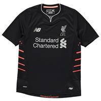 Tricou Deplasare New Balance Liverpool 2016 2017 pentru copii