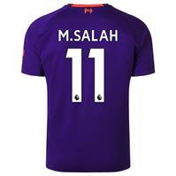 Tricou Deplasare New Balance Liverpool Mohamed Salah 2018 2019