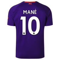 Tricou Deplasare New Balance Liverpool Sadio Mane 2018 2019
