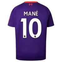 Tricou Deplasare New Balance Liverpool Sadio Mane 2018 2019 pentru copii