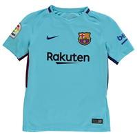 Tricou Deplasare Nike Barcelona 2017 2018 pentru copii
