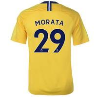 Tricou Deplasare Nike Chelsea Alvaro Morata 2018 2019