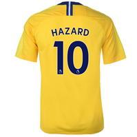 Tricou Deplasare Nike Chelsea Eden Hazard 2018 2019