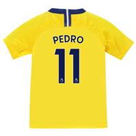 Tricou Deplasare Nike Chelsea Pedro 2018 2019 pentru copii