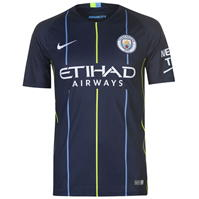 Tricou Deplasare Nike Manchester City 2018 2019