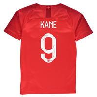 Tricou Deplasare Nike England Harry Kane 2018 pentru copii