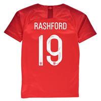 Tricou Deplasare Nike England Marcus Rashford 2018 pentru copii