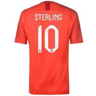 Tricou Deplasare Nike England Raheem Sterling 2018