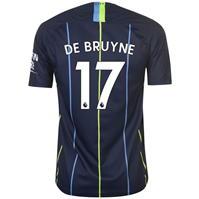 Tricou Deplasare Nike Manchester City Kevin De Bruyne 2018 2019