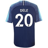 Tricou Deplasare Nike Tottenham Hotspur Dele Alli 2018 2019