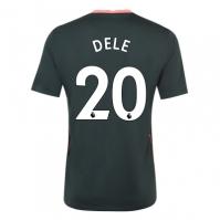 Tricou Deplasare Nike Tottenham Hotspur Dele Alli 2020 2021