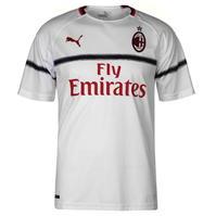 Tricou Deplasare Puma AC Milan 2018 2019
