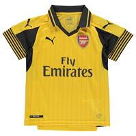 Tricou Deplasare Puma Arsenal 2016 2017 pentru copii