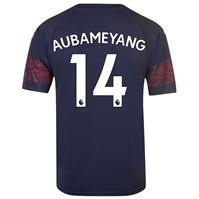 Tricou Deplasare Puma Arsenal Pierre Emerick Aubameyang 2018 2019